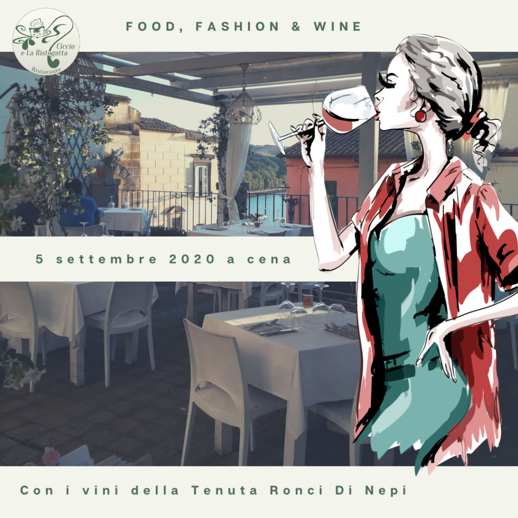 FOOD, FASHION & WINE AD ANGUILLARA SABAZIA